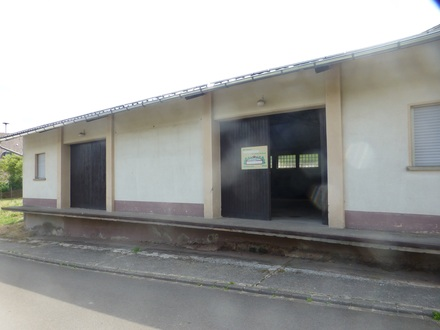 Gerätehalle/Kalthalle in Kirschroth bei Bad Sobernheim