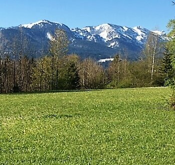 Bergblickgrundstück in bester Lage Nahe Bad Tölz, Bayern
