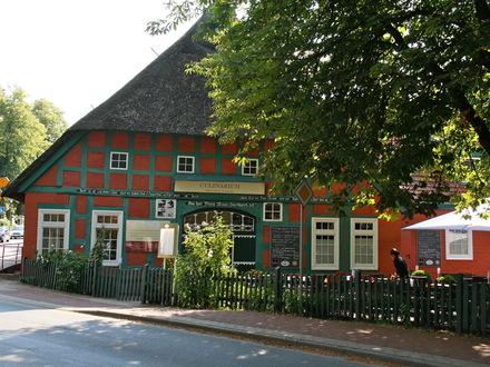 Restaurant im Künstlerdorf Worpswede