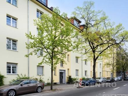 Gepflegte Wohnung als Geldanlage in zentraler Lage