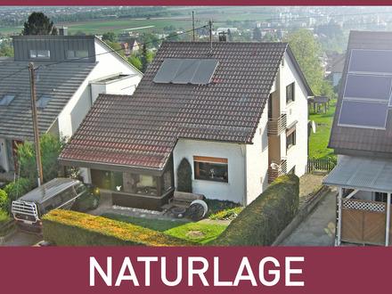 Freistehendes Einfamilienhaus in exponierter Aussichtslage von Plattenhardt