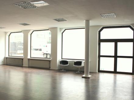 LAYER IMMOBILIEN: Hier könnte Ihr Firmendomizil entstehen - Gewerberäume am Leonhardsberg in Augsburg!