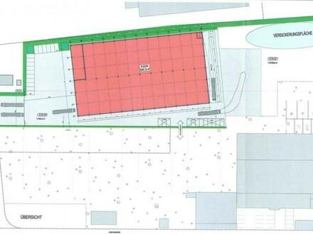 Miete - Neubau Industrie-/Gewerbehalle in Bornheim mit 3.500m² Hallenfläche