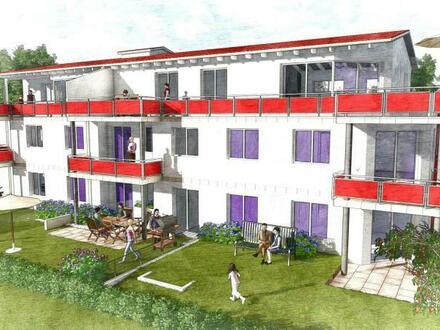 Endlich in die eigene Immobilie - Komfortable Neubauwohnung in Langerringen!