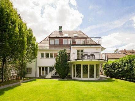 Nähe Neckarufer - Stilvolle Lifestyle-Villa mit traumhafter Gartenanlage!