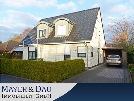 Friedrichsfehn: Komfortables Einfamilienhaus in guter Lage, Obj. 4573