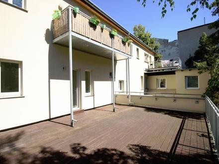 Hochwertige Wohnung im Charlottenviertel inkl. großer Dachterrasse