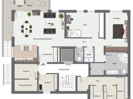 Neubau Eigentumswohnungen in Obernburg