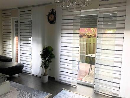 Vermietete Doppelhaushälfte in Sackgassenlage - fünf Minuten bis zur City von Emsdetten