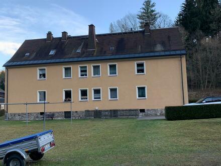 Gepflegte 3-Zimmer-Wohnung in Drebach
