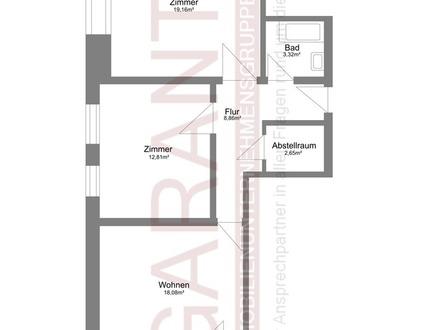 NATUR PUR: Möblierte 2 Zimmer-Wohnung im Bayrischen Wald