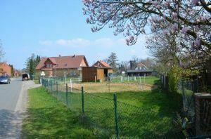Bauplatz in Ortslage von Windheim