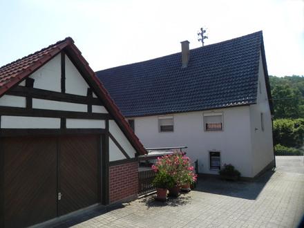 Tolles Bauernanwesen in Reinhardsachsen - sofort beziehbar!
