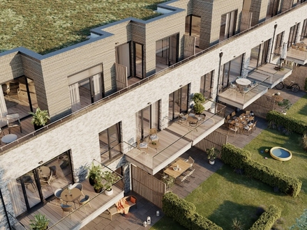 20 Homes Lokstedt - Traumhafte 4-Zimmer-Neubau-Wohnung mit 2 Bädern in Lokstedt!