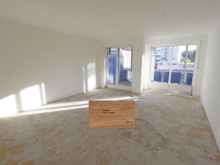 Neue Böden, großer Balkon und Garage im Zentrum von Hombruch
