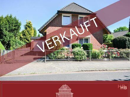 Gepflegtes Einfamilienhaus mit Wintergarten und Garage