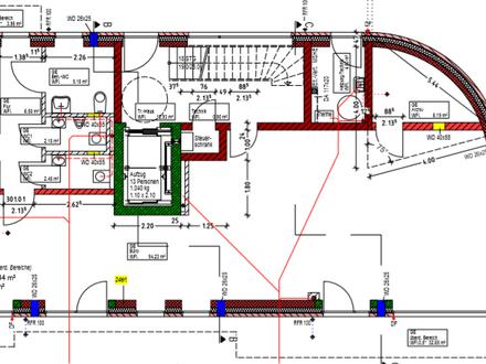 Raum für gute Geschäfte: Helle Praxis-/ Ladenfläche ab 70 m² - 146 m² an der Bloherfelder Straße!