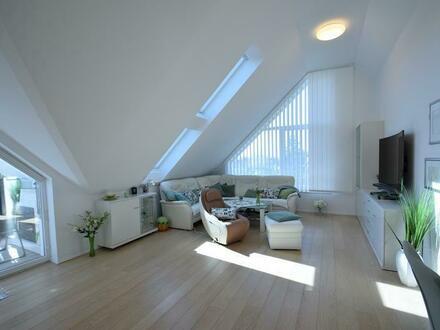 Ausschließlich als Kapitalanlage: Exklusive Penthousewohnung in Jever
