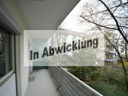 Ruhige Wohnlage Mannheim-Oststadt! 2-Zi. Apartment mit großem Balkon....Lift vorhanden