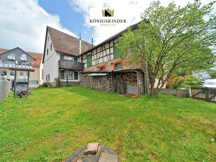 Großes Haus-viele Möglichkeiten Gewerbe o. Privat Ausbaupotenzial,Werkstatt,Stall,Garten, Gewölbe