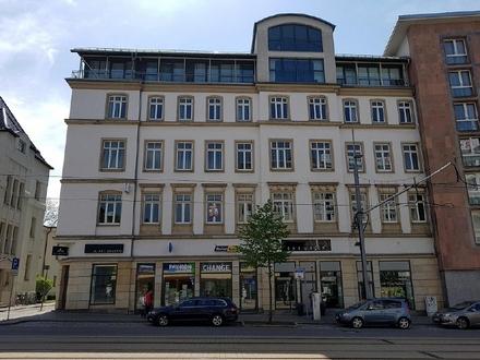 Repräsentative Bürofläche nahe des Chemnitzer Opernhauses zur MIETE