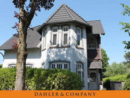 Charmante Jugendstil Villa - top saniert