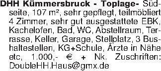 DHH Kümmersbruck - Toplage- Sü...