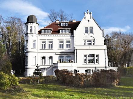 Imposantes Refugium in der Fürstenstadt