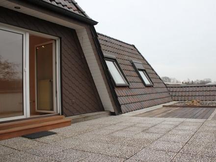 5772 - Großzügige 5-Zimmer-Obergeschosswohnung mit Dachterrasse