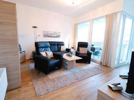 Schicke 2-Zimmer-Wohnung mit Aufzug im Zentrum von Bocholt zu vermieten!