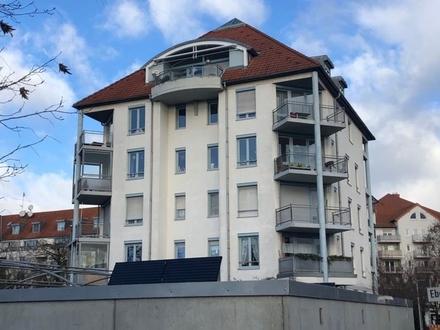 Wohnung mit hohem Freizeitwert in der Ulmer Oststadt
