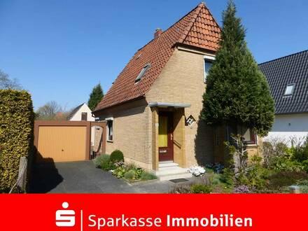Charmantes Einfamilienhaus in gepflegter Umgebung von Bremen-Sebaldsbrück