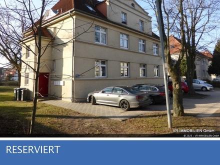 1-Raum-Wohnung im Grünen der Alten Gartenstadt