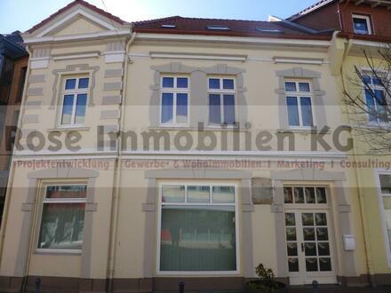Frisch renoviertes Ladenlokal in bester Lage von Rahden-Zentrum!