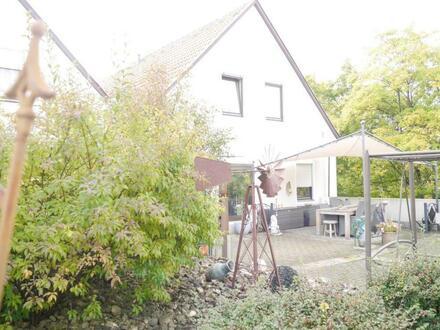 Individuelle Wohnung mit Terrasse