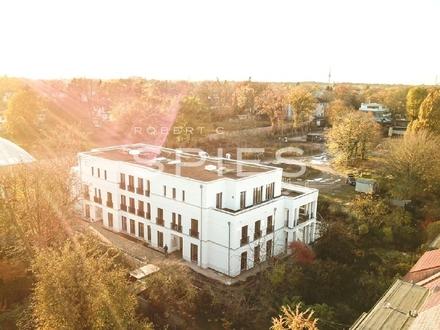 Herrliche Terrassen-Wohnung im Wohnpark Schwachhausen
