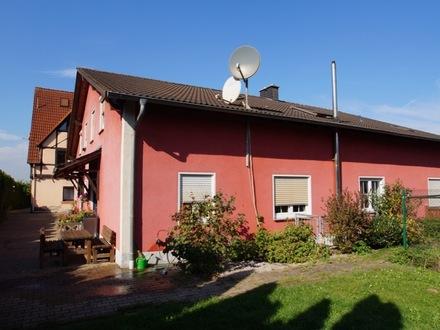 Doppelhaushälfte mit Wintergarten