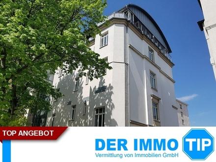 Bürofläche nahe des Chemnitzer Opernhauses zur MIETE