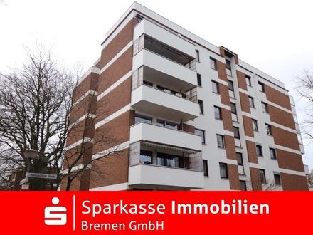 Penthousewohnung im Herzen von Oslebshausen - Moderne Eigentumswohnung mit Garage und Aufzug