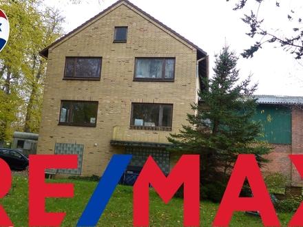 NEUER PREIS!!! Wohn- und Gewerbeimmobilie in Warder