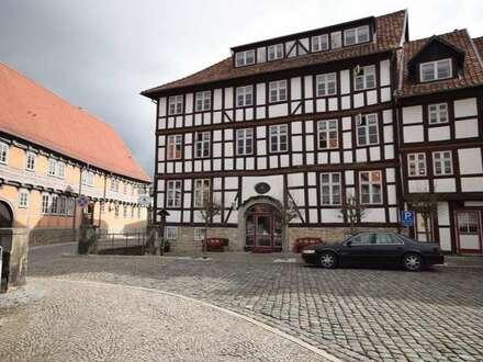 Wunderschönes Hotel mitten in der Altstadt von Osterwieck.