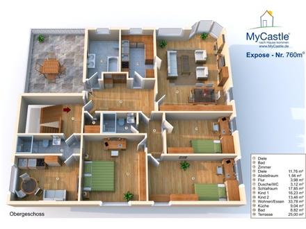 Traum Wohnung mit großer Terrasse