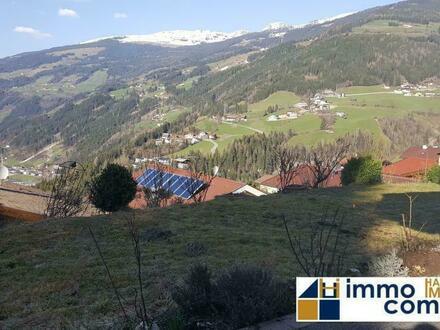 ZILLERTAL - Hainzenberg, möblierte neuwertige Wohnung in Aussichtslage mit Garten, Terrasse