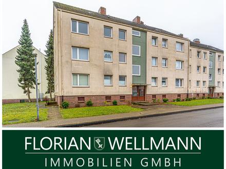 Ganderkesee | 3-Zimmer-Wohnung mit Balkon in zentraler Lage