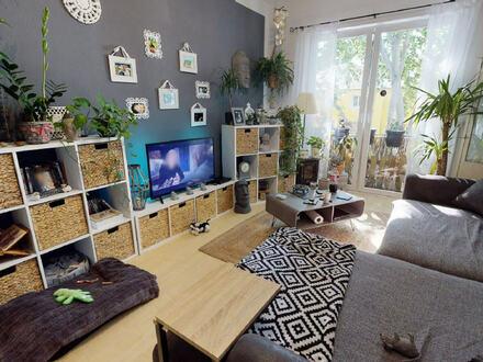 TOP WOHNLAGE: Vermietete 2-Zimmer-Eigentumswohnung in begehrter Lage in Mannheim-Lindenhof