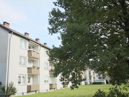 Super sonnig: Mit Balkon + Garage!