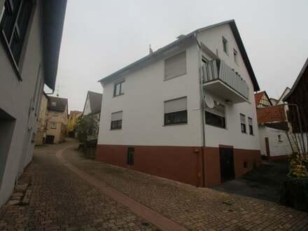 Gepflegtes Mehrfamilienhaus in guter Wohnlage!
