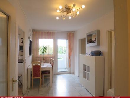 ** Ruhig und dennoch zentral wohnen: Schöne 3,5 Zimmer-Wohnung mit herrliche Aussicht ins Grün **