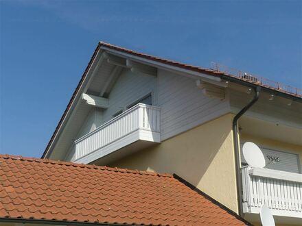 Hochwertige 2 - Zimmer Dachgeschoßwohnung in Hengersberg