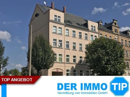 2 Zimmer Dachgeschosswohnung mit EBK ++ Schloßchemnitz
